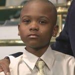 Boy sings gospel music until kidnapper releases him