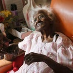 PHOTOS: 115-year-old woman