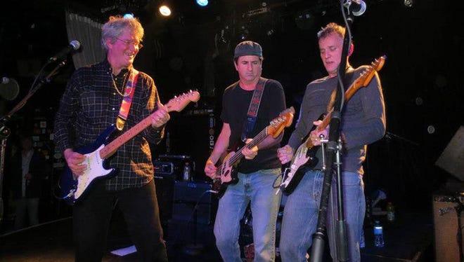 From left: Steve Boyd, Rich Humphrey Parks and Raymond Fischer Crabtree