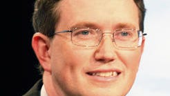 Rep. Thomas Massie, Ky. District 4. AP Massie Republican candidate for the 4th Congressional District, Lewis County