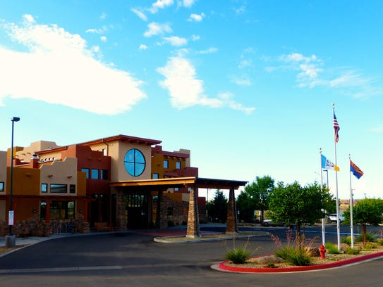 Moenkopi Legacy Inn & Suites opened in 2010, the first
