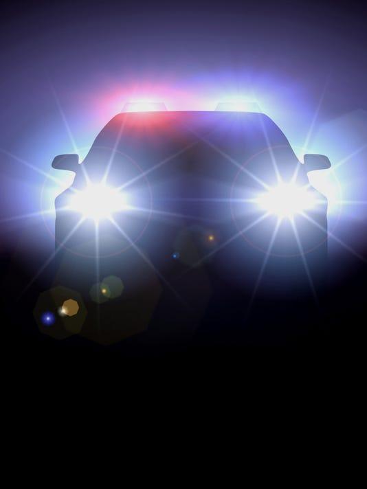PoliceLightsNite