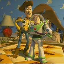 """Toy Story"" is part of a drive-in movie double feature tonight in Howell."