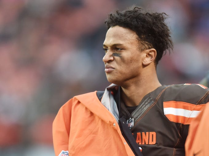 32. Browns (32): How about this combo -- Cleveland