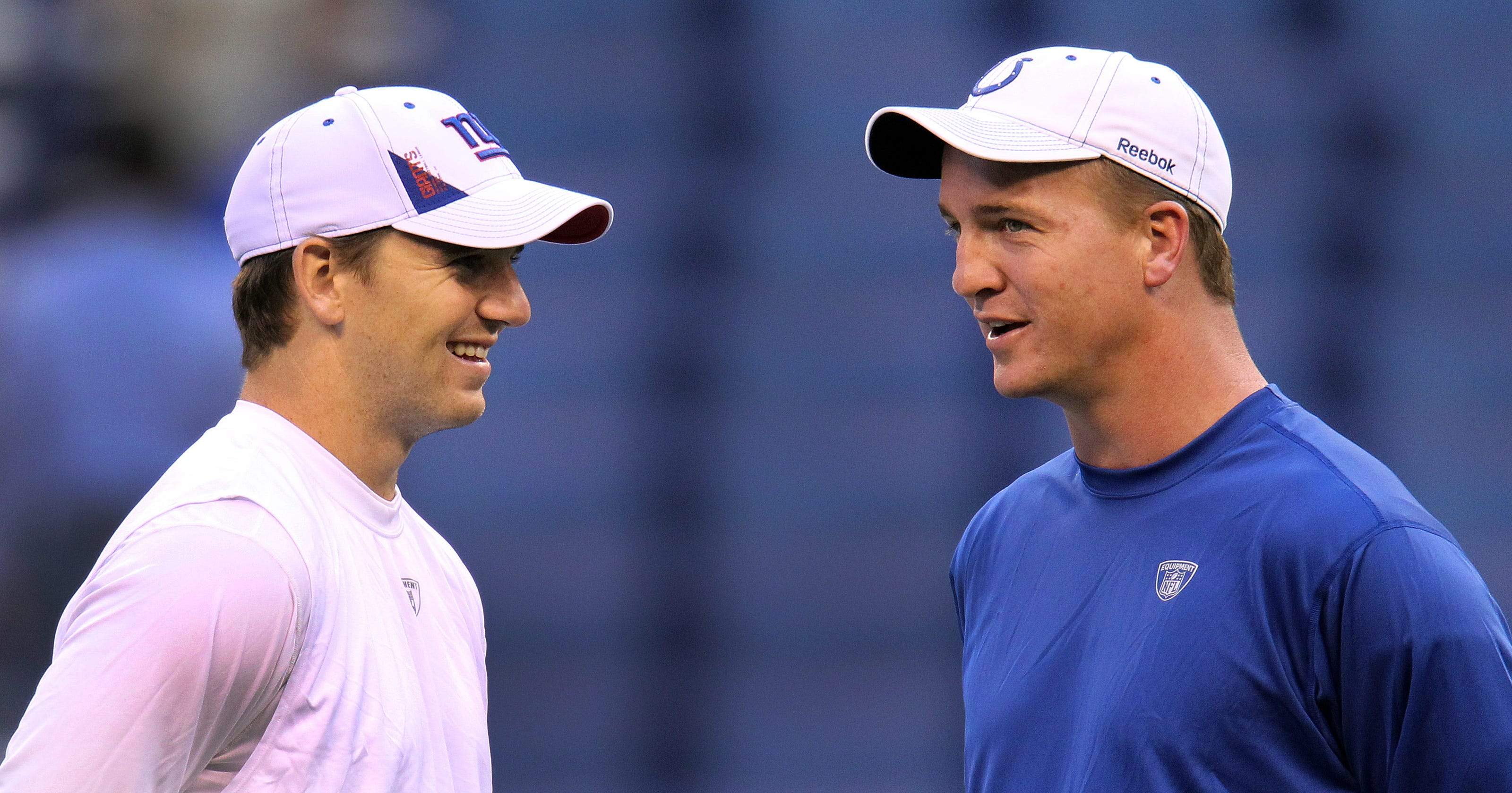 One reason Peyton Manning turned down Fox and ESPN  He didn t want to rip  Eli on the air f1b89654d
