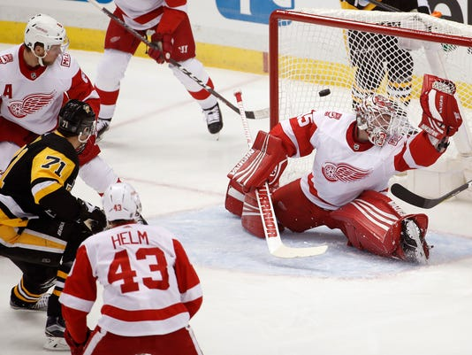 Evgeni Malkin, Jimmy Howard