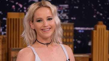 Jennifer Lawrence topped 'Forbes' highest-paid actress list for the second year in a row.