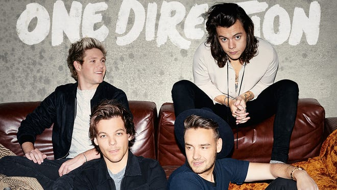 One Direction's fifth album, 'Made in the A.M.'
