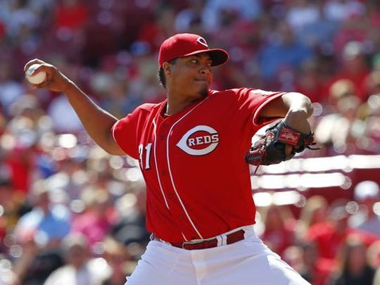 The Tigers will be counting on newcomers like Alfredo Simon to pick up the slack from the departure of Max Scherzer.