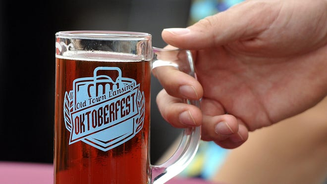 The Old Town Oktoberfest happens in early October.