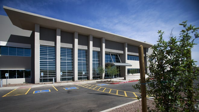 Able Engineering was founded in 1982 and later moved to Phoenix-Mesa Gateway Airport.