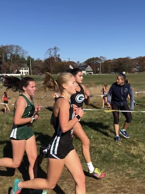 Grafton High School student-athlete Mikayla Mannion is a leader for both the cross country and track and field teams at the school.