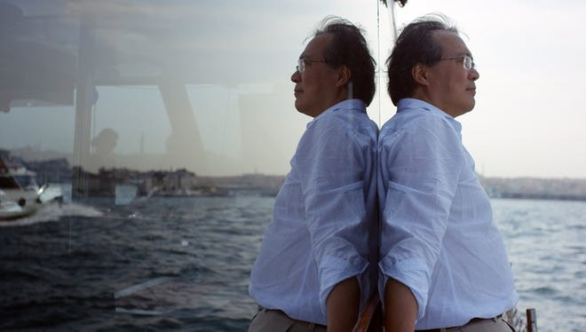 """Cellist Yo-Yo-Ma and Silk Road Ensemble are the subject of a documentary, """"The Music of Strangers."""" The film opens Friday at Small Star Art House."""