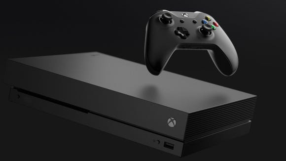 stock image of an Xbox