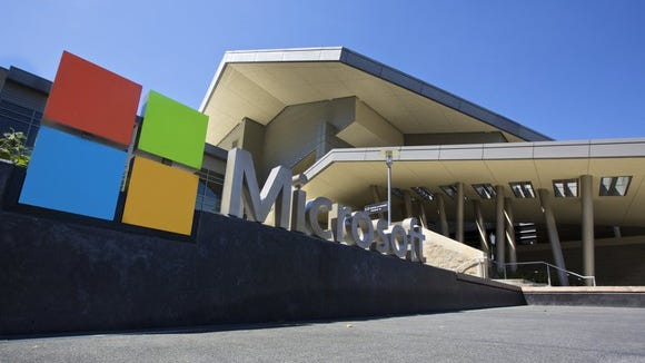Microsoft continues its upward trajectory under CEO Satya Nadella, who has successfully pivoted the software company to a cloud-focused model.