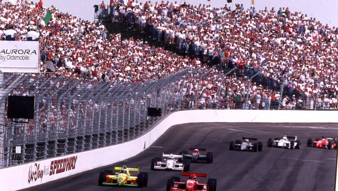The inaugural Indy Racing League race was held at Walt Disney World Speedway in 1996.