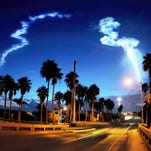 Watch Atlas V rocket blast into space