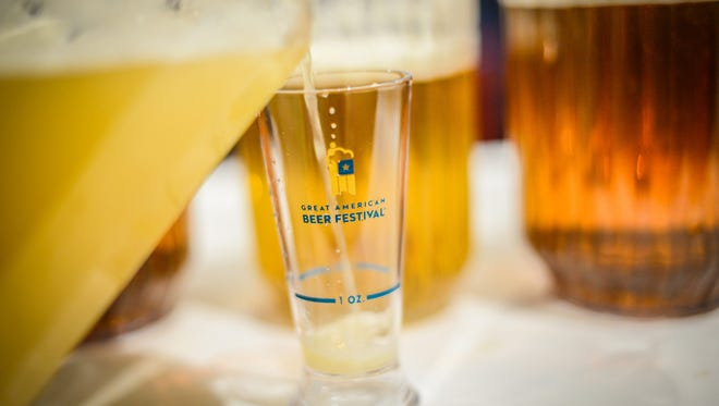 Ten Indiana beers won medals at the annual 2015 Great American Beer Festival in Denver.