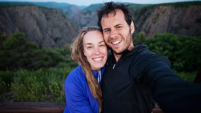Jen and Jason Cohen.