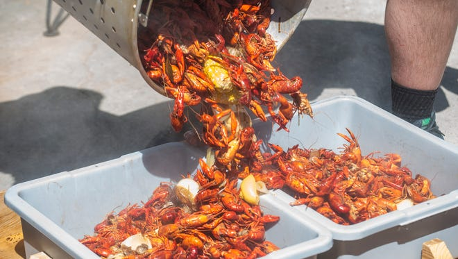 The 13th annual Autism Crawfish Boil took place Saturday, April 1, 2017, in Montgomery, Ala.