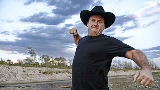 Stand-up star Rodney Carrington has a show at the Montgomery Performing Arts Centre on Saturday.