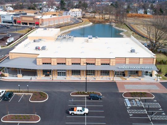 Whole Foods is expected to open sometime this summer at the Shoppes at Belmont.