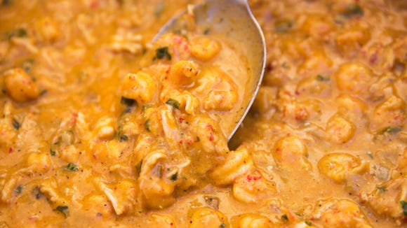 Cray Day will feature a crawfish etouffee cooking demonstration.