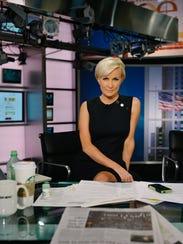 "Mika Brzezinski, co-host of MSNBC's ""Morning Joe,"""