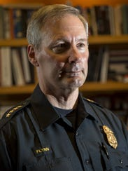 Milwaukee Police Chief Ed Flynn