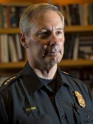 Milwaukee Police Chief Ed Flynn