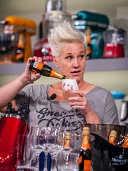 Anne Burrell says to keep it simple when looking to