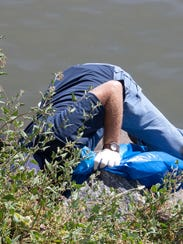 Pieces of foam topped the trash list for the 2016 cleanup.