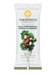 Mediterra bars are made to help those following Mediterranean