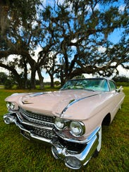 Tom and Tina McCuiston's 1959 Cadillac Coupe de Ville