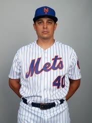 Mets lefty Jason Vargas