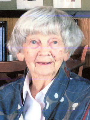 Pat Woodrich died Tuesday morning, April 14, 2015, cared for at home by family.