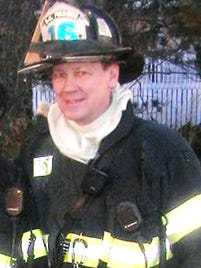 Douglas Scott was recently promoted to the rank of captain in the Ocean City Fire Department.