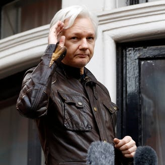 Ecuador may be close to ejecting WikiLeaks founder Julian Assange from its London embassy