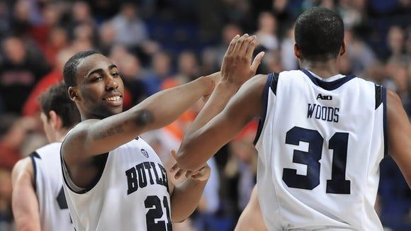 Back in the fray this season for Butler: Do-it-all forward Roosevelt Jones.