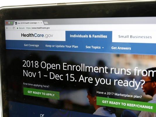 Health Overhaul Sign-ups