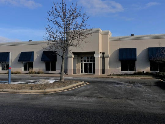 The old Ethan Allen store at Brick Plaza will become