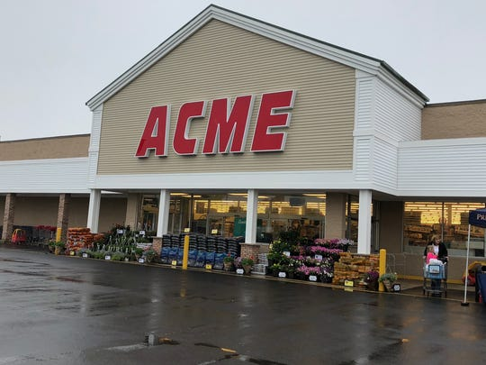 Acme has renovated its store on East Bay Avenue in Stafford.