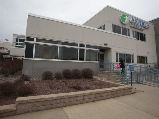 An entrance to one of the Aspirus Wausau medical facilities is shown. Aspirus Inc. president and CEO Matthew Heywood says the system is positioned for success in a changing health care market.