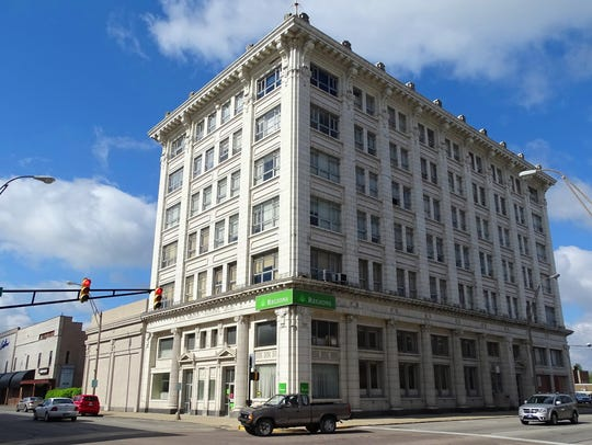 Marion National Bank Building  402 South Washington