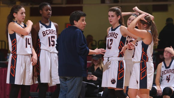 Briarcliff defeated Valhalla 39-27 in girls basketball