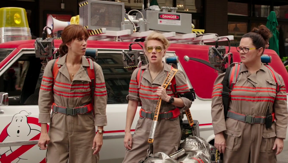 "The Ectomobile is back in the ""Ghostbusters"" trailer"