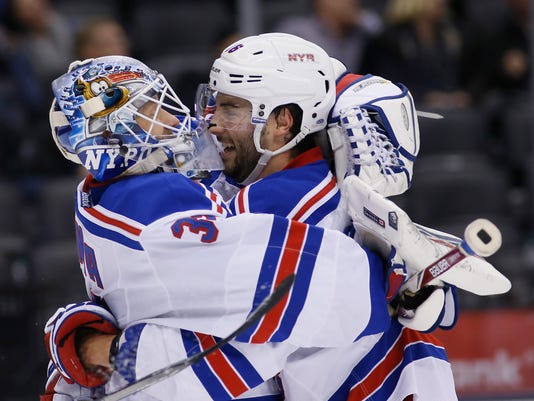 USP NHL: NEW YORK RANGERS AT TORONTO MAPLE LEAFS S HKN CAN ON