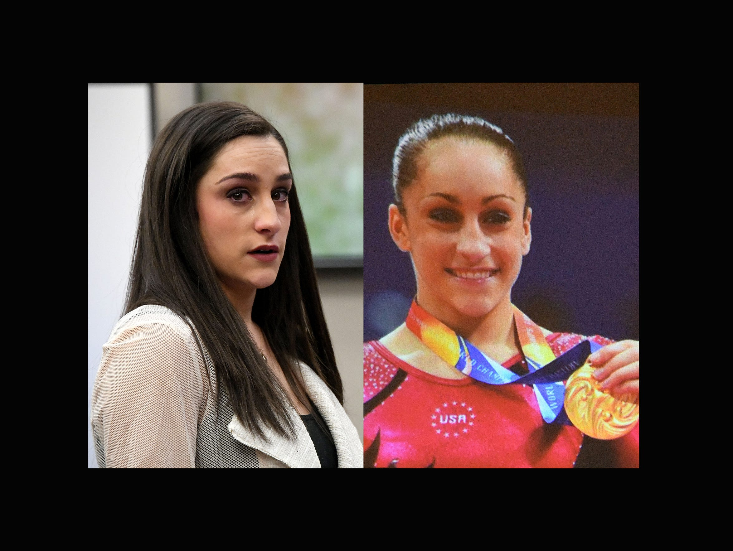 "Jordyn Wieber: ""It has caused me to feel shame and"