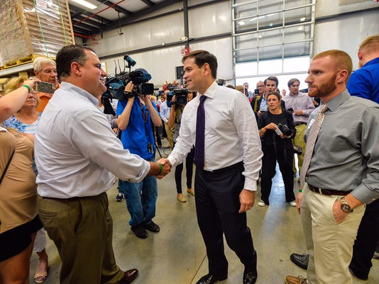 Rubio at Brewery 85
