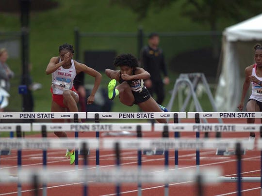 Purdue redshirt junior Devynne Charlton will compete in the 100 hurdles and the 4x100 relay at the NCAA Championships